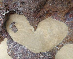 Coração_Praia