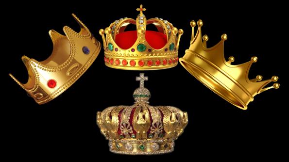 4 coroas