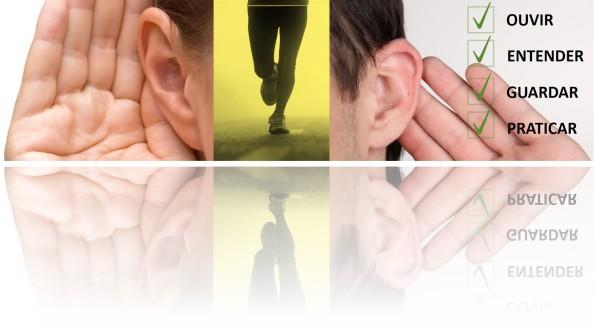 Não seja um mero ouvinte