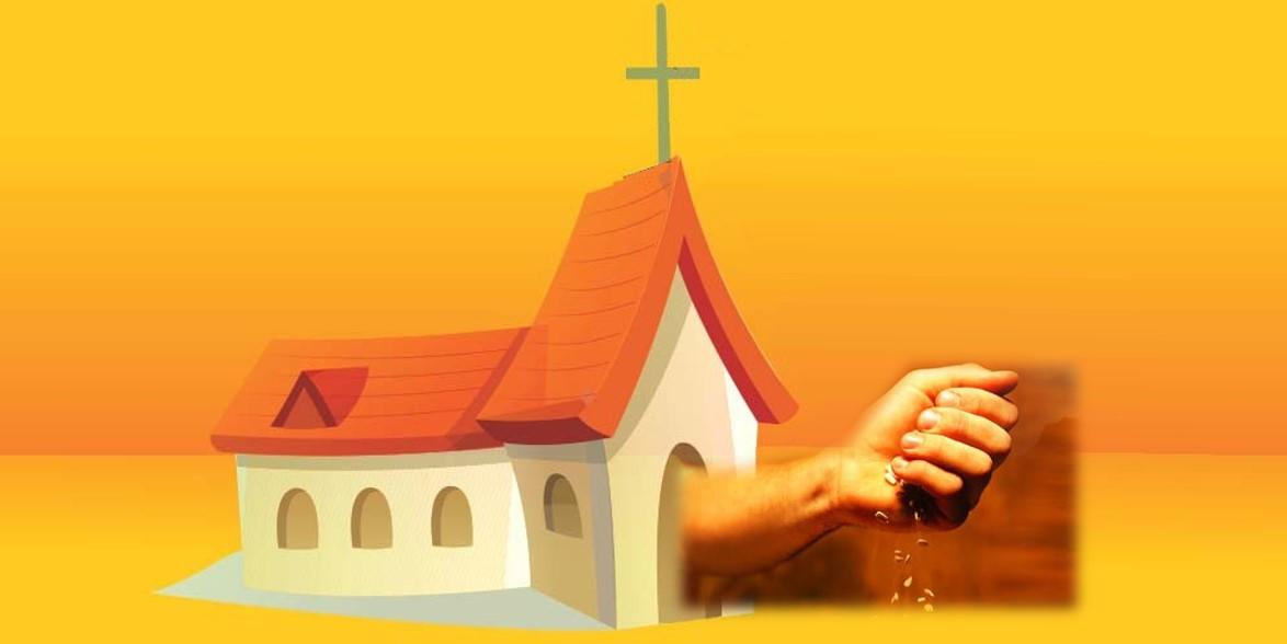 Resultado de imagem para O Desafio de ser Igreja