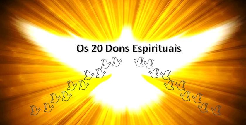 Os Dons Espirituais